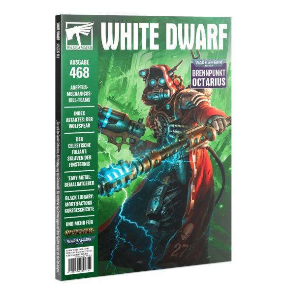 White Dwarf #468 (Deu)
