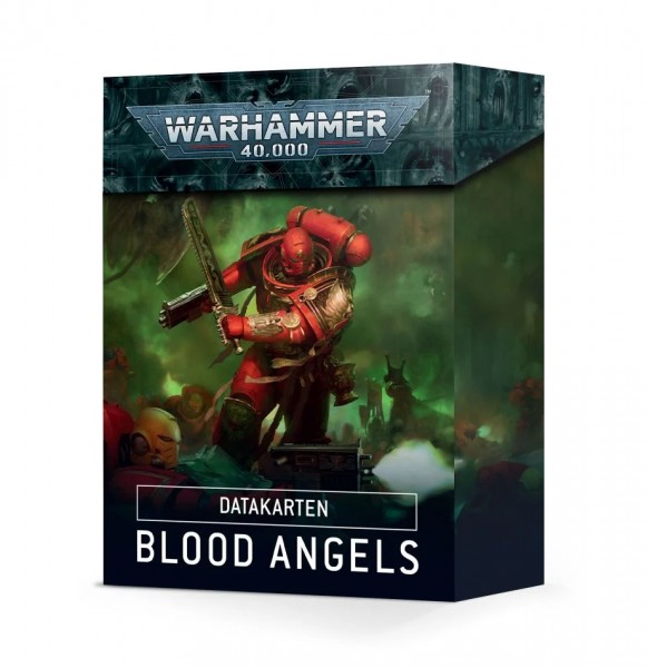 Datakarten Blood Angels