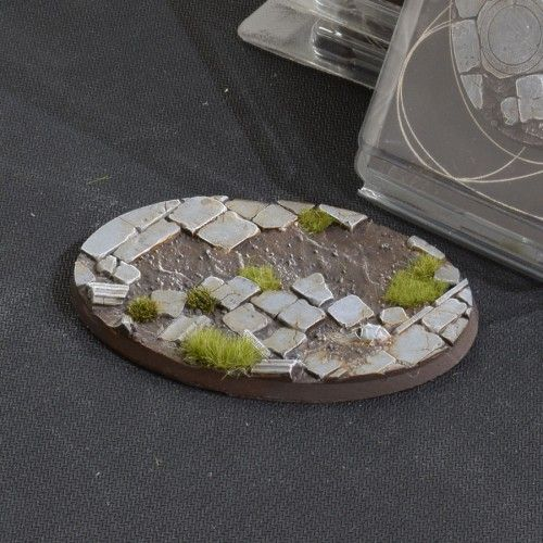 Gamers Grass 105mm Temple Bases, oval