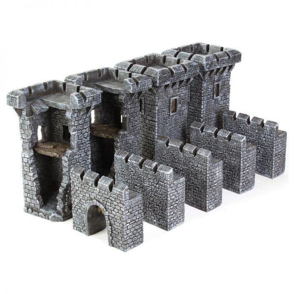 Gamemat Medieval Castle Set
