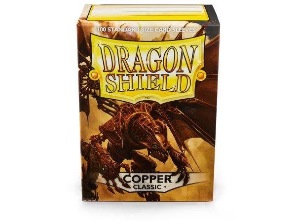 Dragon Shield 100 Classic Copper