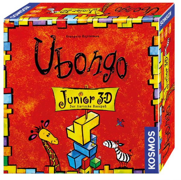 Ubongo 3D Junior