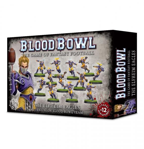 Blood Bowl Elfheim Eagels