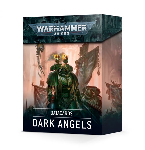 Datakarten Dark Angels