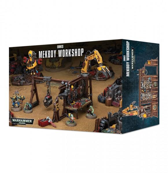 Orks Mekboy Workshop