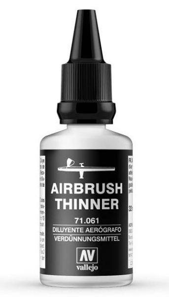 Vallejo Airbrush Thinner 32ml
