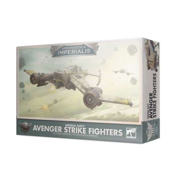 Aeronatuica Imperialis Imperial Navy Avenger Strike Fighters