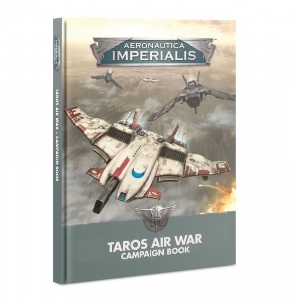 Aeronautica Imperialis Taros Air War Campaign Book (Eng)
