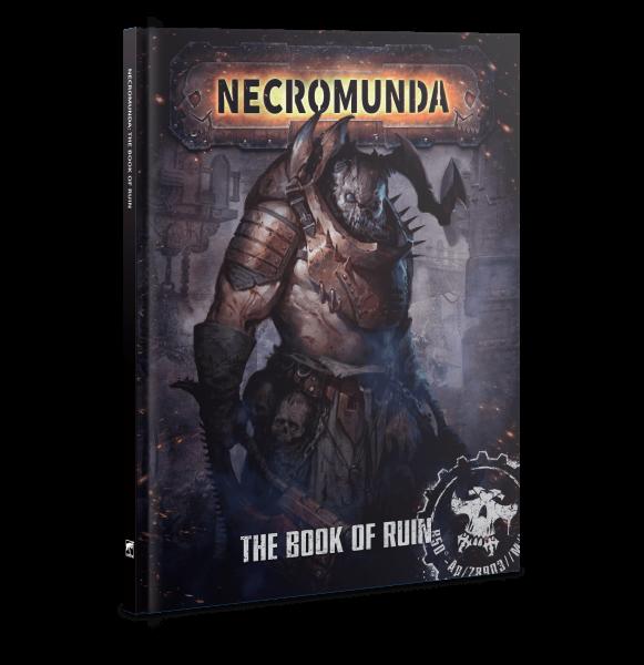 Necromunda The Book of Ruin