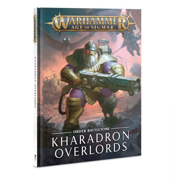 Battletome Kharadron Overlords (Eng)