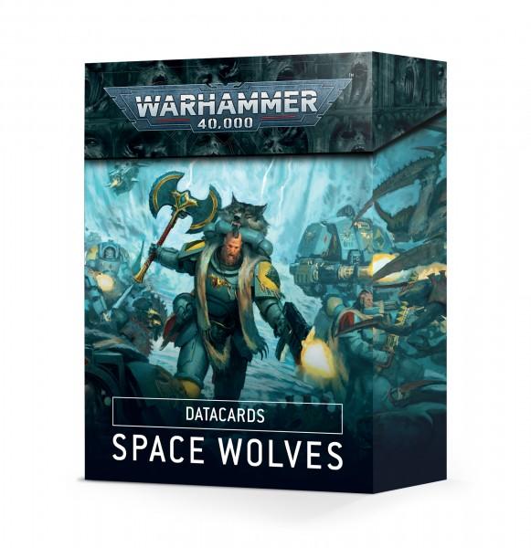 Datakarten Space Wolves