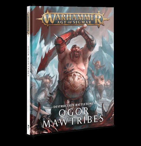 Battletome Ogor Mawtribes (Eng)