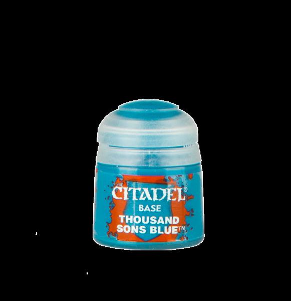 Citadel Base Thousand Sons Blue
