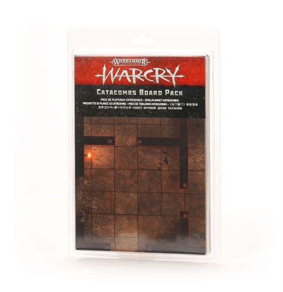 Warcry Spielplanset Katakomben