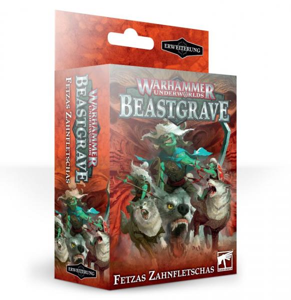 Warhammer Underworlds Fetzas Zahnfletschas