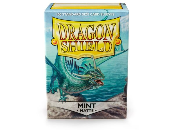 Dragon Shield 100 Matt Mint