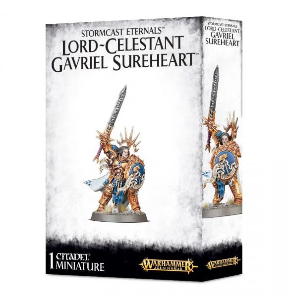 Stormcast Eternals Gavriel Sureheart