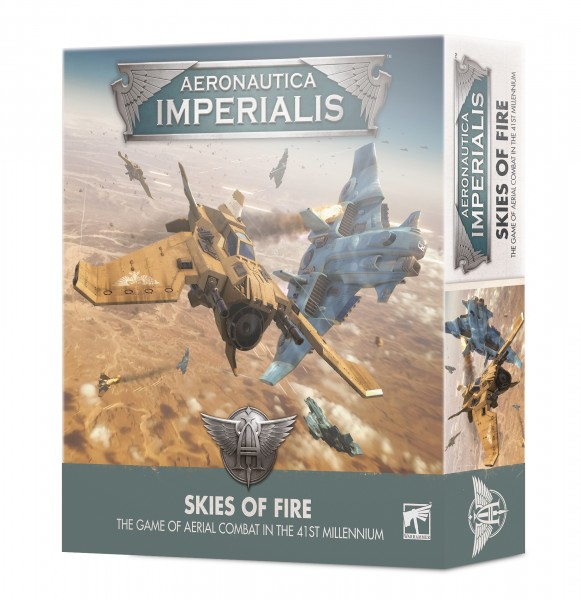 Aeronautica Imperialis Skies of Fire (Eng)
