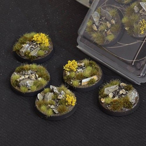 Gamers Grass 40mm Highland Bases