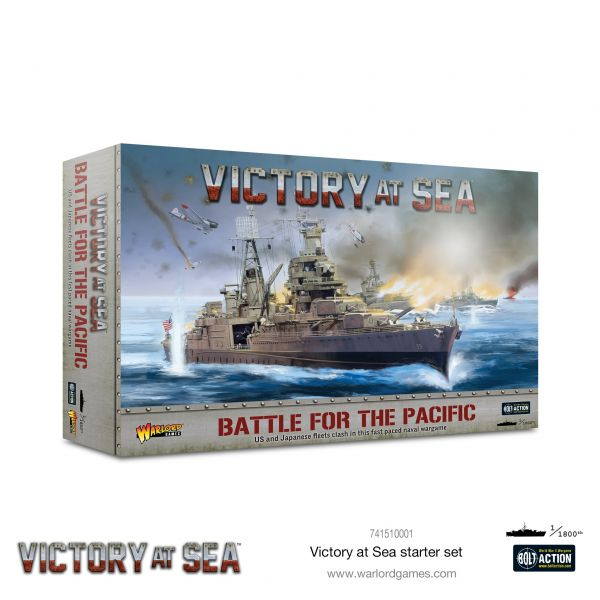 Victory at Sea Battle for the Pacific