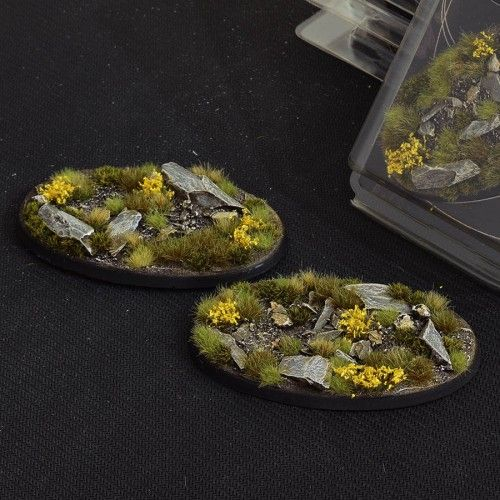 Gamers Grass 90mm Highland Bases, oval