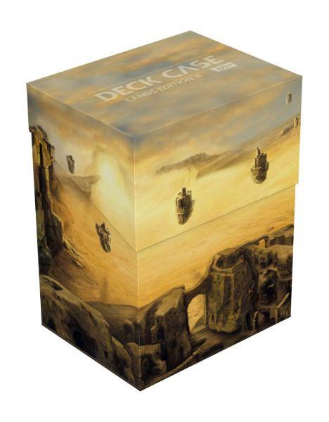 Deck Case 80+ Standard Size Lands Edition II Plains
