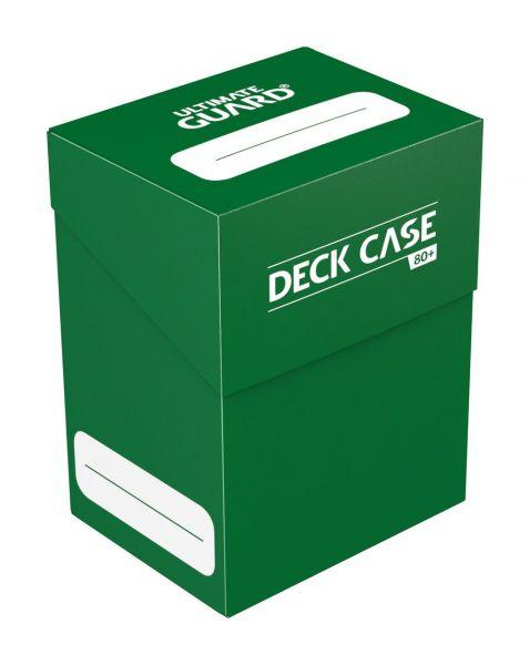 Deck Case 80+ Standard Size Green
