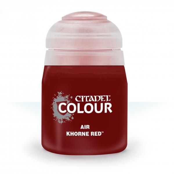 Citadel Air Khorne Red