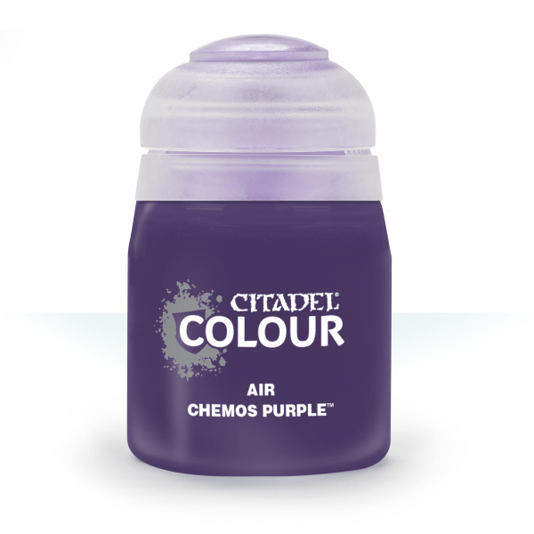 Citadel Air Chemos Purple