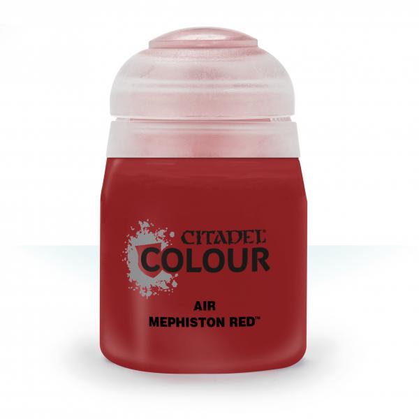 Citadel Air Mephiston Red
