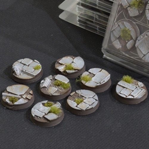 Gamers Grass 32mm Temple Bases, rund