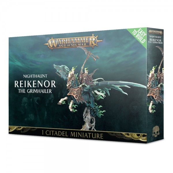ETB Nighthaunt Reikenor The Grimhailer