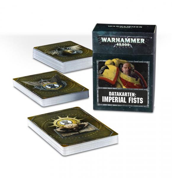 Datakarten Imperial Fists