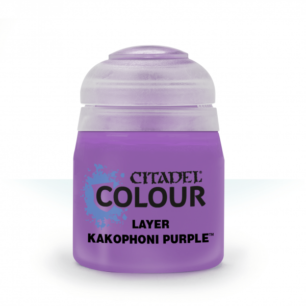 Citadel Layer Kakophoni Purple
