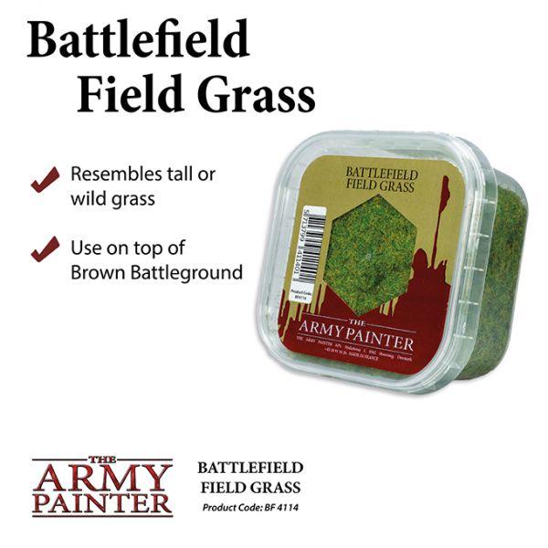Basing Battlefield Field Grass