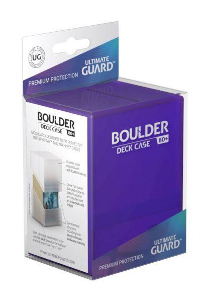 Boulder 80+ Standard Size Amethyst
