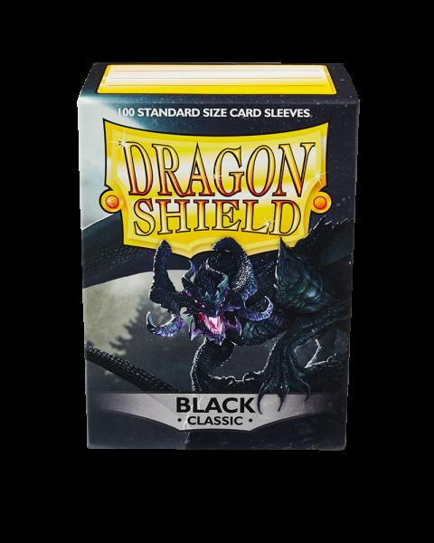 Dragon Shield 100 Classic Black