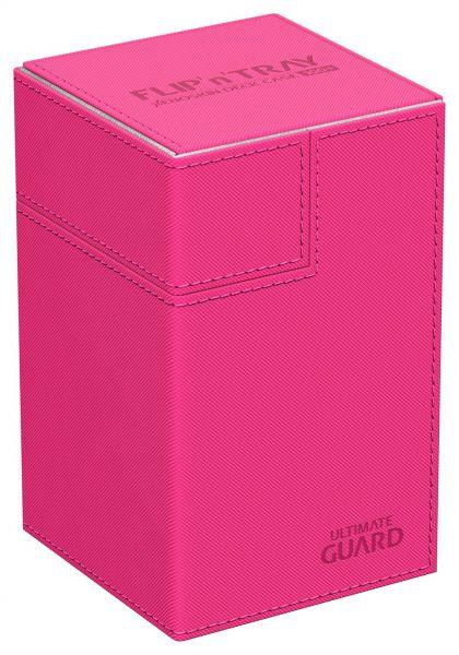 Flip n Tray Deck Case 100+ Standard Size XenoSkin Pink