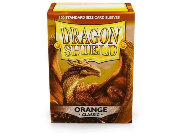 Dragon Shield 100 Classic Orange