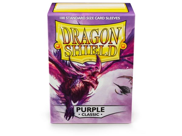 Dragon Shield 100 Classic Purple