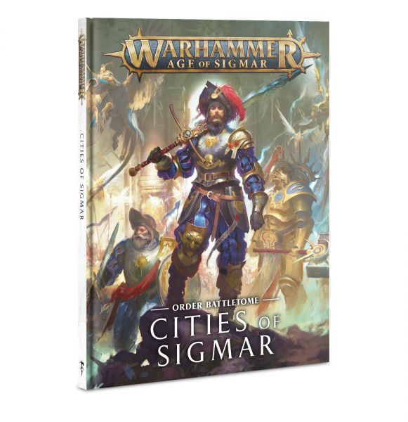 Battletome Cities of Sigmar (Deu)