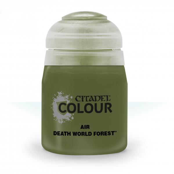 Citadel Air Deathworld Forest