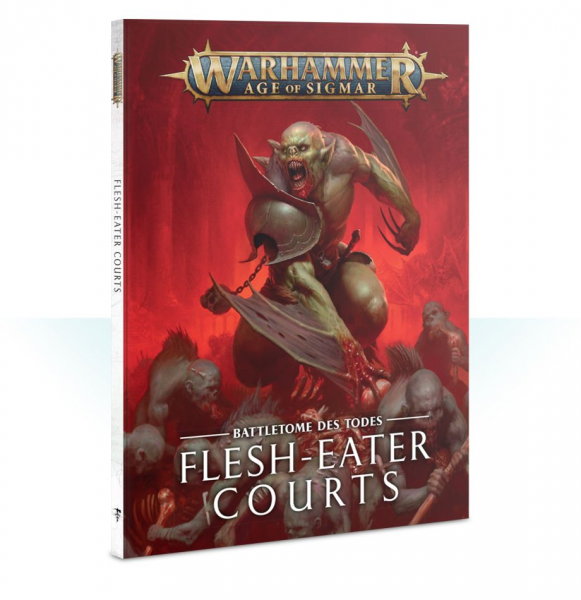Battletome Flesh-Eater Courts (Eng)