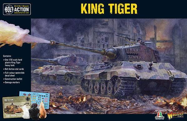 Bolt Action King Tiger