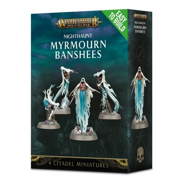 ETB Nighthaunt Myrmourn Banshees