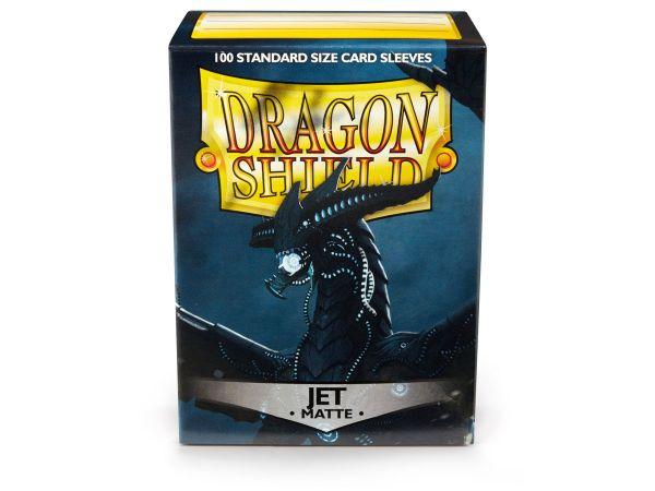 Dragon Shield 100 Matt Jet