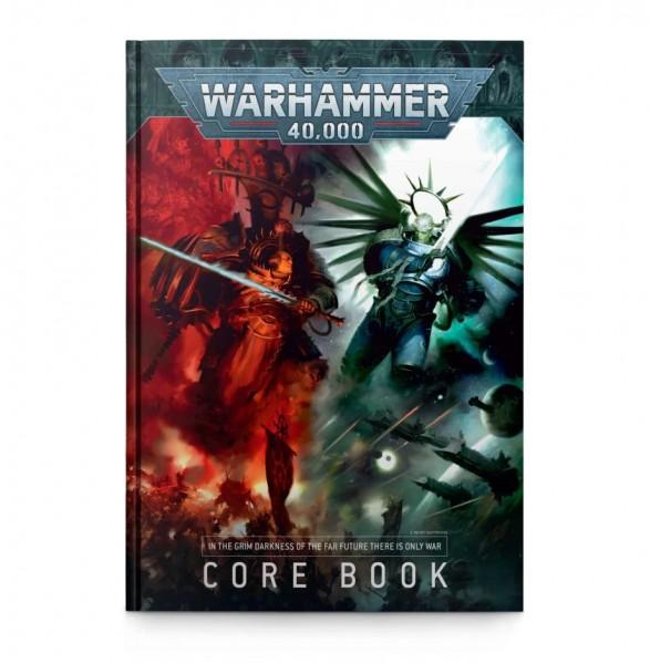 Warhammer 40.000 Core Book (Eng)
