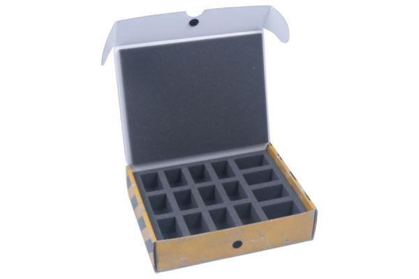 Safe & Sound Half-size Box für 16 Modelle
