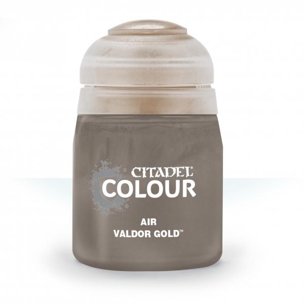 Citadel Air Valdor Gold