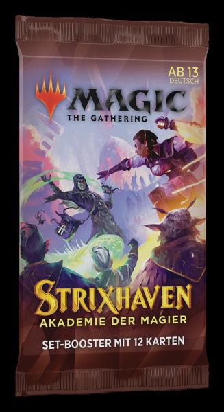 Strixhaven Set Booster (Deu)